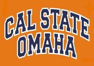 Cal State Omaha Shirt Front
